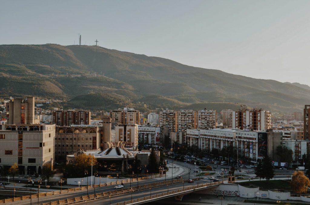Goedkoop op vakantie in Skopje
