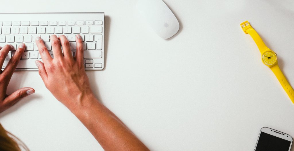 schrijf een blog