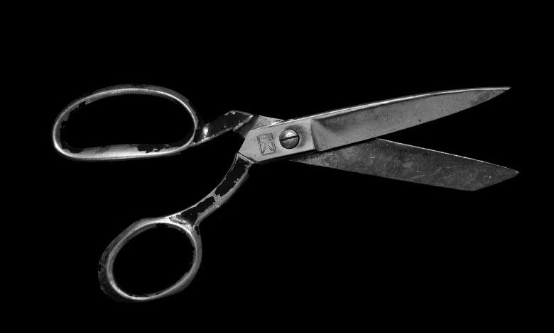 knip je eigen haar