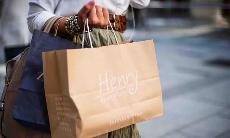 besparen tijdens het shoppen