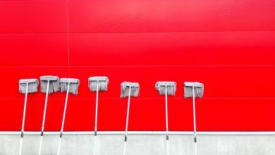 Photo of Vuile buitenmuur schoonmaken