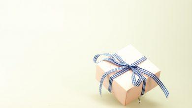 Photo of Een cadeau met een boodschap
